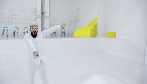 Behind the Scenes of OK Go's Red Star Macalline Commercial
