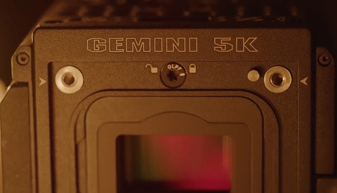 RED Announces GEMINI 5K S35 Low-Light Sensor in the EPIC-W Camera, Ships Tomorrow