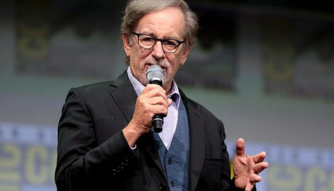 Steven Spielberg on Netflix, VR, and Escapism