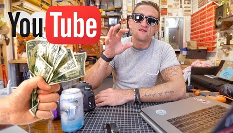 Does Success on YouTube Mean a Life of Poverty?