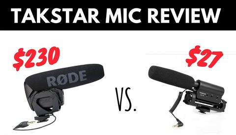 Is The $27 Takstar Mic Good as The Rode Pro?