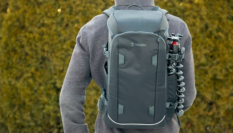 Fstoppers Reviews the Tenba Solstice Camera Backpack: The Best Daypack for Photographers?