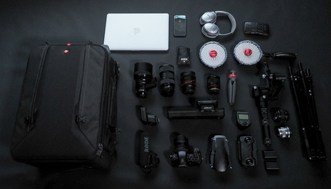 The Ultimate Carry-On Baggage Videography Kit