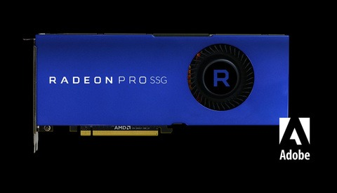 AMD Debuts GPU Built for Adobe Premiere Pro