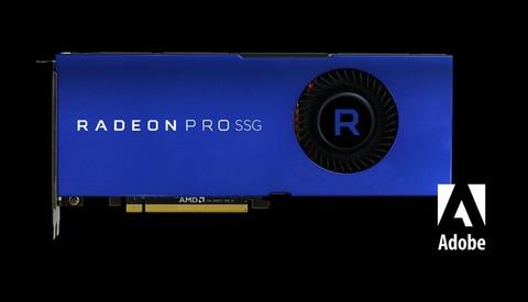 AMD Debuts GPU Built for Adobe Premiere Pro