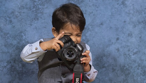 Camera Shopping for Kids: How to Equip Your Budding Photographer