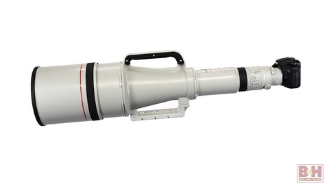 Shooting With One of the Rarest Lenses in the World: The Canon EF 1200mm f/5.6L