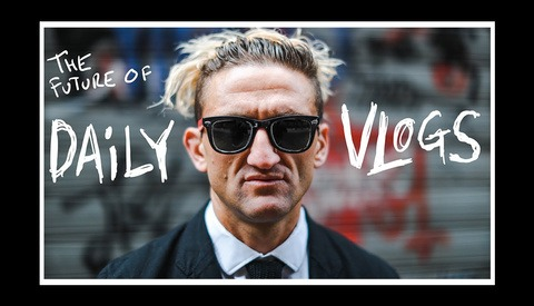Casey Neistat Is Back, But With a Different Daily Vlog