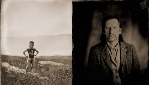 Stepping Back in Time: The Collodion Wet Plate Process