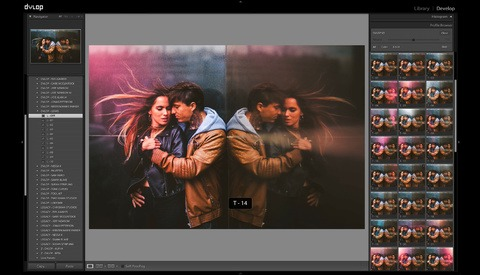 DVLOP Releases New Lightroom Feature: Leaks and Tweaks