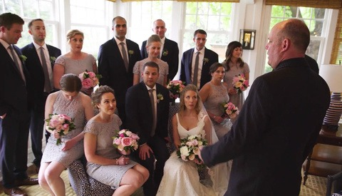 Teamwork Makes the Dream Work: Wedding Family Photos 101
