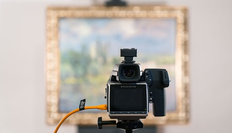 Hasselblad H6D-400c: Introducing the 400MP Multi Shot