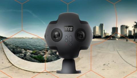 Insta360 Brings Custom Stitching with VR Partnership