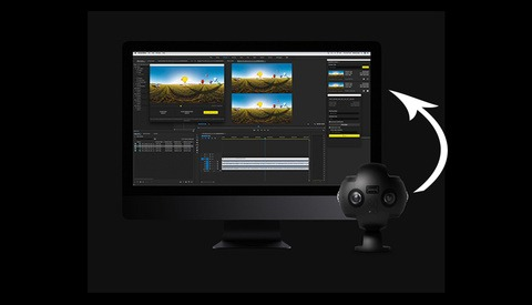 Insta360 Gets Fully Integrated With Premiere Pro