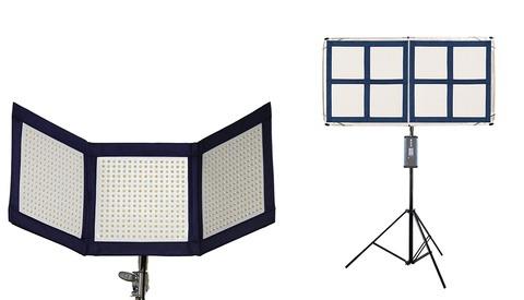 Intellytech Announce New Foldable LED Panels
