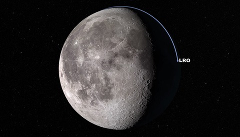 Take a Tour of the Moon in Beautiful 4K With This Great Video