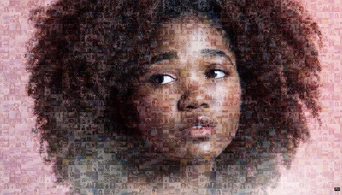 How to Easily Create a Photo Mosaic Overlay Using Lightroom and Photoshop