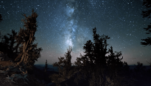 Beauty of Dark Skies Revealed in Time-Lapse Film