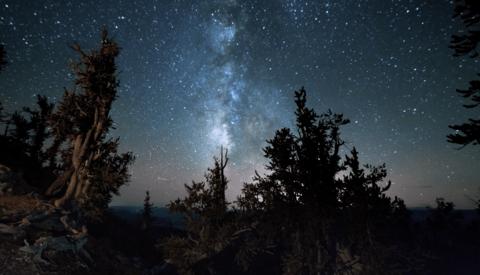 Beauty of Dark Skies Revealed in Time-Lapse Film
