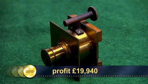Ultra Rare 1800s Sub-Miniature Camera Breaks Antique Show's Record Profit
