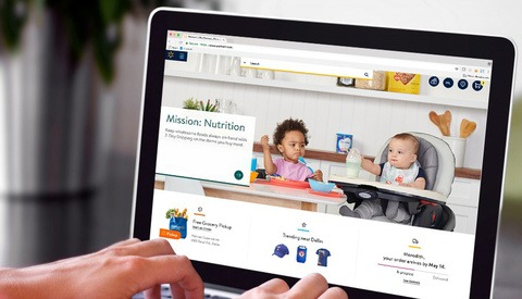 Aging Retail Giant Walmart Getting a Virtual Face Lift