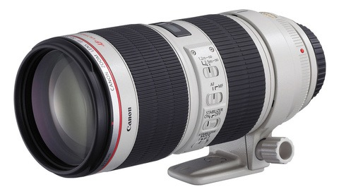 Canon Is Announcing Multiple New 70-200mm Lenses Soon [Rumor]