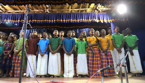 The Power of a Video: Making the Chennai Children's Choir's Dreams Come True