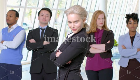 Emilia Clarke: Stock Photography Model