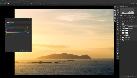 A Quick and Easy Way to Color Grade Images in Photoshop