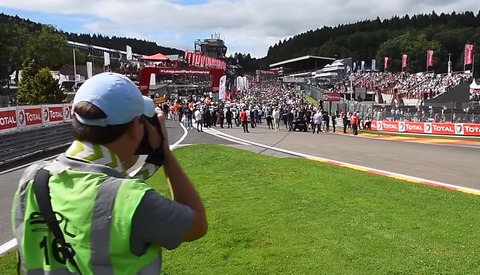 An Inside Look at What It's Like to Photograph a Prestigious Motorsport Event