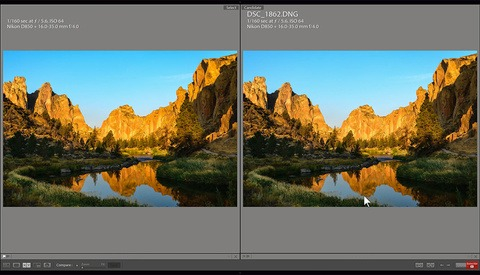 Save up to 67 Percent of Your Disk Space With Lightroom's DNG Compression