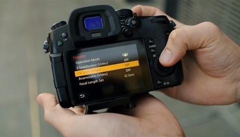 Why IS Lock on the Panasonic GH5 Is so Important