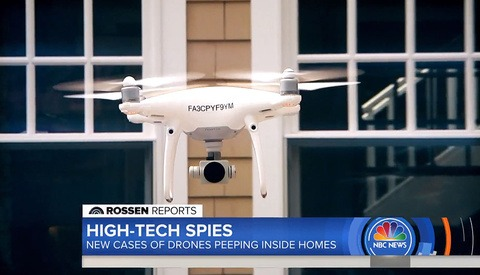 Fearmongering Piece on 'Peeping' Drones Shows Us Why We Can't Have Nice Things