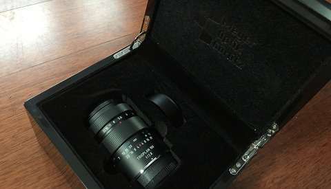 Meyer Optik Goerlitz Primoplan 58mm and 100mm Manual Primes: Smooth to the Touch