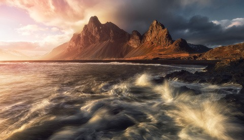 Tips for Creating Dramatic Seascape Images