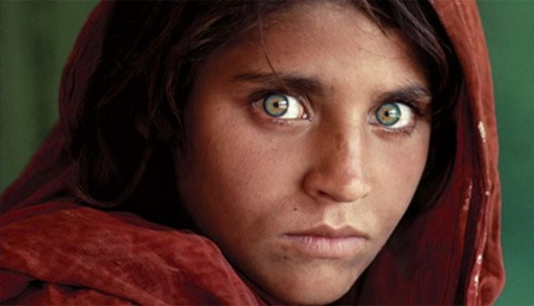 Learning From Steve McCurry's Iconic 'Afghan Girl' Photograph