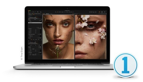 Learn to Edit Beauty and Editorial Images in Capture One With Tina Eisen