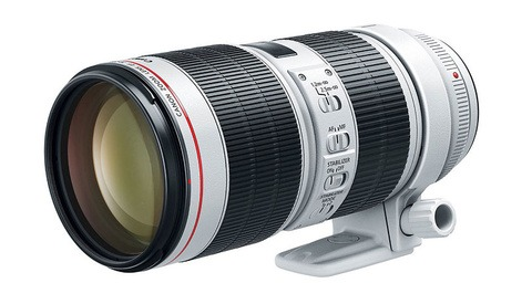Canon Announces EF 70-200mm f/2.8L IS III and EF 70-200mm f/4L IS II Lenses [Update: Pre-Order Now]