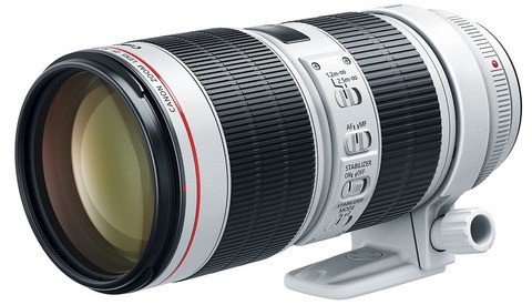 The Canon EF 70-200mm f/2.8L IS III: An Eight-Year-Old Lens With New Paint?