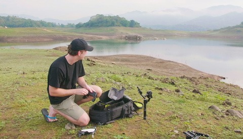 Making Films and Traveling the World: Five Steps to Living the Dream