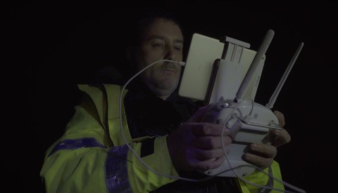 Dramatic Footage From Some of the 65 Lives Drones Saved Last Year