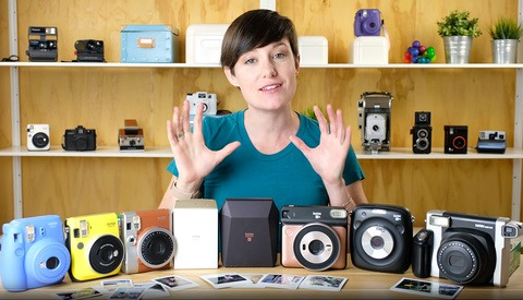 Complete Review and Comparison of the Fujifilm Instax Camera Line-up