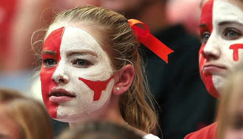 Getty Under Fire for World Cup 'Sexiest Fans' Gallery