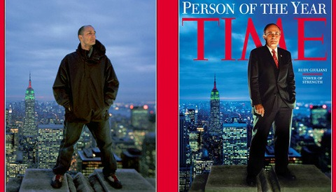 The Real Story Behind Rudy Giuliani's Time Magazine Photoshoot