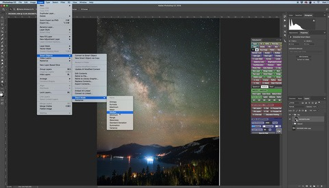 How to Reduce Noise in Astrophotography Using Photoshop