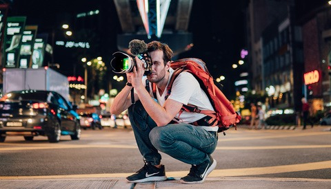 Tips on Shooting Street and City Photography at Night