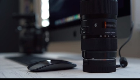 The How and Why for Updating the Firmware on Your Sigma Lens