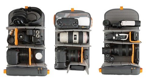 Lowepro Introduces New FreeLine BP 350 AW Backpack for Today's Content Creators