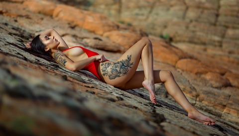 Outdoor Boudoir: It's a Thing [NSFW]