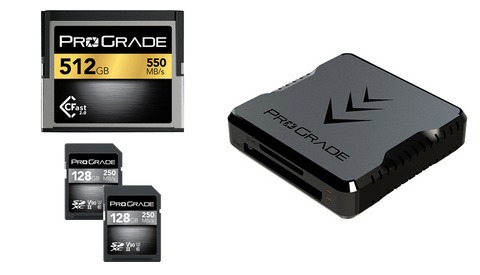 Memory Cards for Professionals: Fstoppers Reviews the ProGrade CFast and SD Cards and Dual Slot Reader